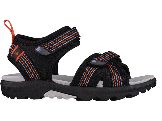 Viking Footwear Loppa Sandals Kids black/dark grey